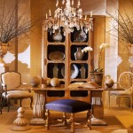 Crystal Chandelier Interior Design