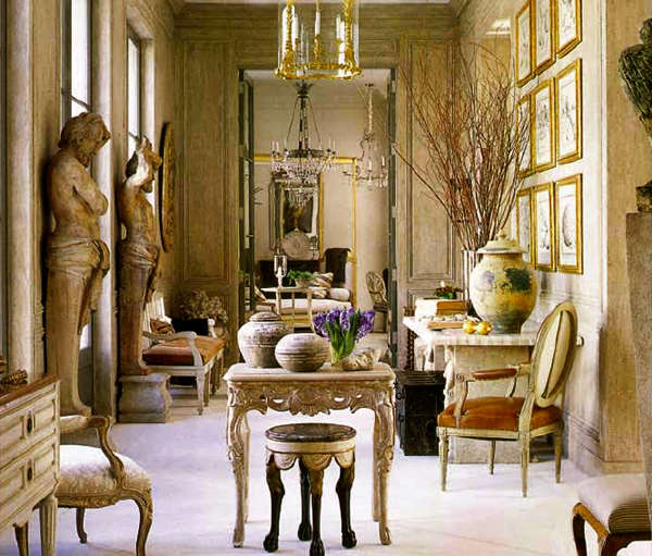 tuscan interior design is one of the many styles offered by orange ...