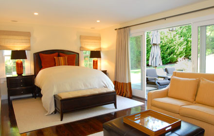 Orange County Interior Design - Bedroom Design