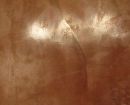 Venetian Plaster Waxed