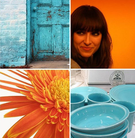 Orange-Turquoise-Mood-Board