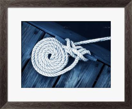 Nautical Rope Artwork