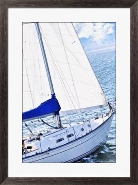 Sailboat Artwork