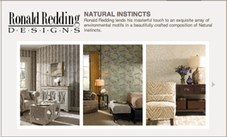 Ronald Redding Wallcovering