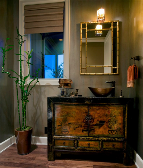 Feng Shui Bathroom Orange County