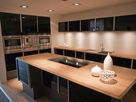 Modern Kitchen Design in Orange County