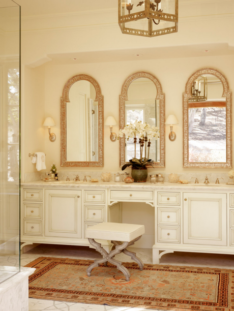 Use Unusual Mirrors to Create Interest and Detail