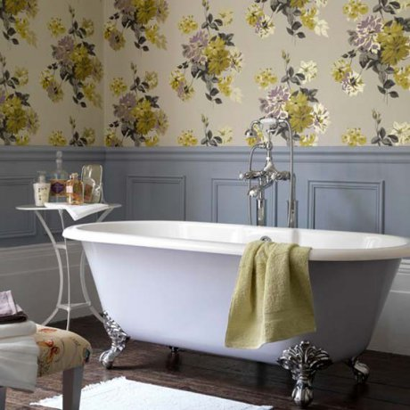 Add a Claw foot tub to your vintage bathroom design remodel
