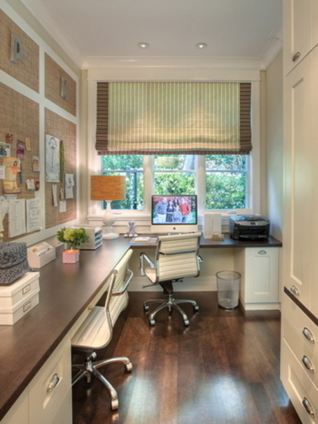 Home Office Design Orange County
