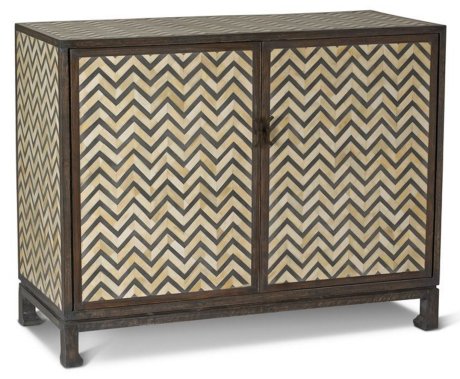 Tangier Herringbone Chest