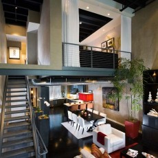 Loft Interior Design – Orange County, CA