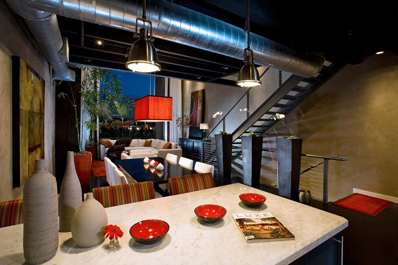 Loft Interior Design Orange County Ca Newport Coast Interior Design