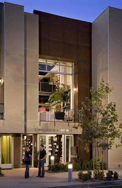 Exterior Photo Of Christopher James Interiors Loft Design