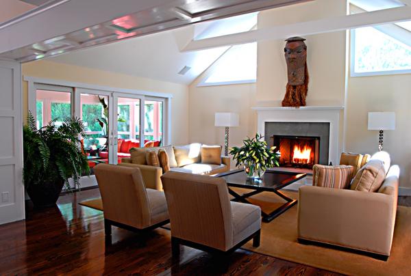 Hamptons living room interior design 600 for Hamptons living room designs