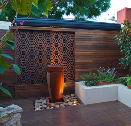 Feng Shui Outdoor Water Feature