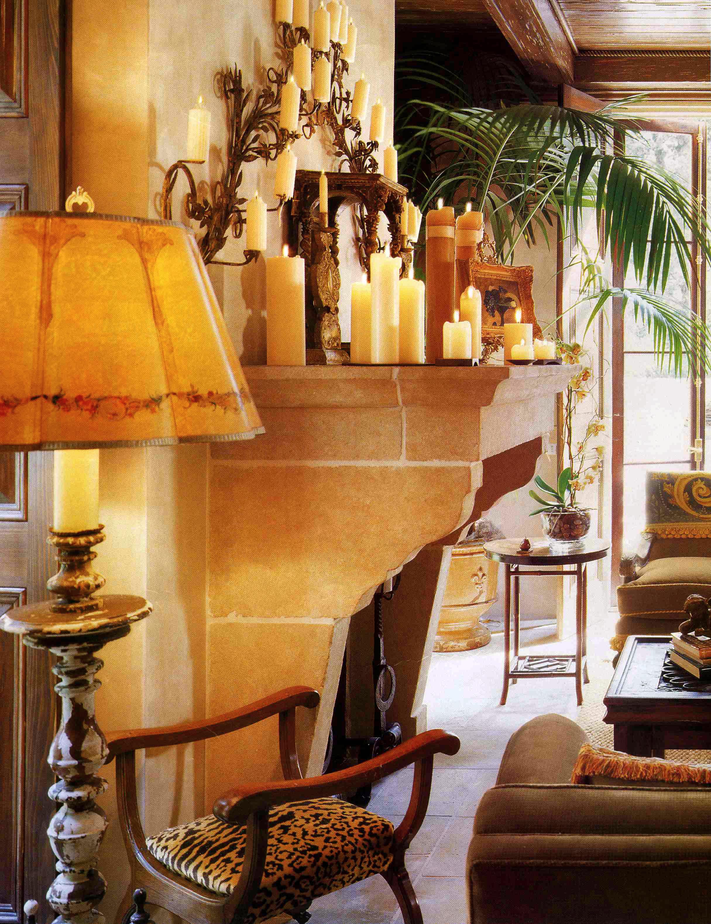 Mediterranean Spanish Amp Tuscan Interior Design Newport