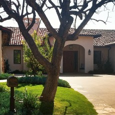 Spanish Santa Barbara Style Design – Villa Park, CA