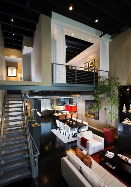 Superior Loft Interior Design U2013 Orange County, CA