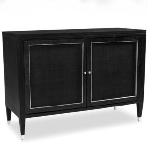 Atherton Onyx Bar Cabinet Brownstone Furniture