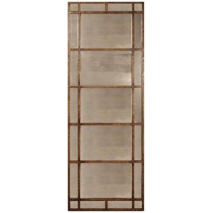 Avidan Bronze Floor Mirror Uttermost