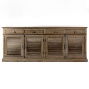 Belmont Sideboard Brownstone Furniture