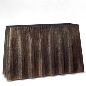 Bijou Drape Console Table Brownstone Furniture