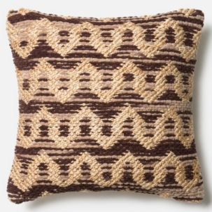 Brown Tan Pillow