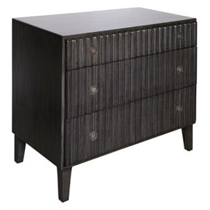Daryl Dresser Pale Overhead View Noir Furniture