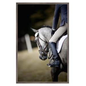 Equestrian Club Horse Art