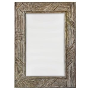 Fortuo Reclaimed Wood Mirror Uttermost