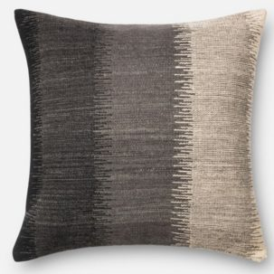 Grey Beige Pillow