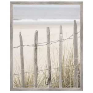 Hamptons View Fence Art 4