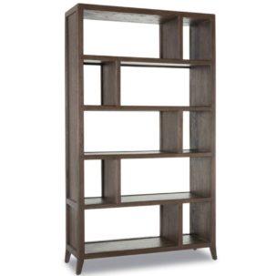 Hudson Bookcase Brownstone Furniture