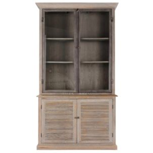 Luxembourg Bookcase Brownstone Furniture