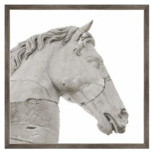 Marble Facades Horse Art