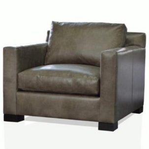 Monroe Leather Chair Nathan Anthony