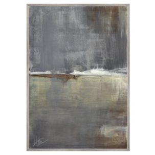 Moonlight Sail II Abstract Art