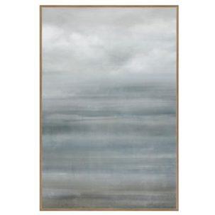 Oceanic Rifts Abstract Art