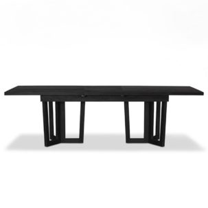 Palmer Mink Dining Table Brownstone Furniture