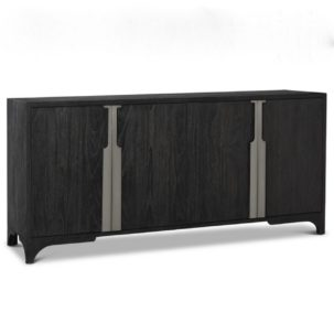 Palmer Mink Server Brownstone Furniture