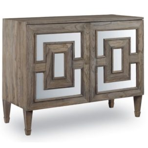 Palmer Two Door Accent Chest Brownstone Furniture