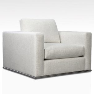 Rocco Chair Side View Nathan Anthony Furniture