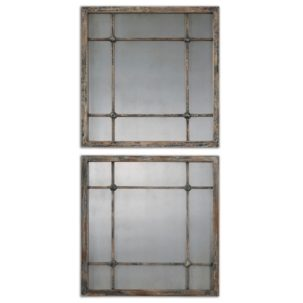 Saragano Mirrors Set of 2 Uttermost