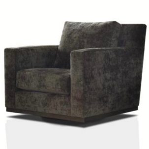 Smitty Swivel Chair Nathan Anthony Furniture