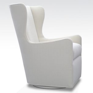Sonsie Swivel Chair Nathan Anthony Furniture