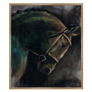 The Bow Horse Art