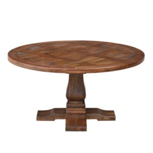 Napa Round Dining Table
