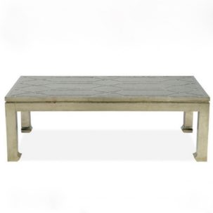 Treviso Rectangular Coffee Table Brownstone Furniture