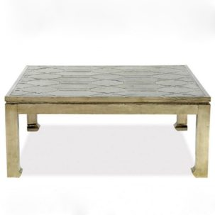 Treviso Square Coffee Table Brownstone Furniture