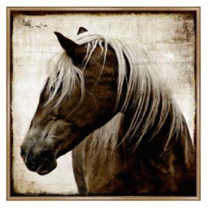 Tribute Horse Art